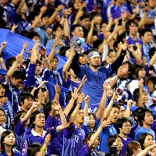 サッカー応援イベント!