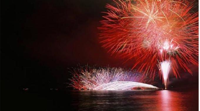 2014年8月2日 第40回サザンビーチちがさき花火大会