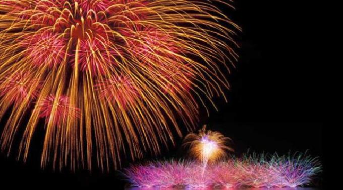 2014年8月2日 @高知 須崎まつり海上花火大会