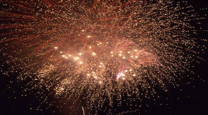 2014年8月9日 @高知 市民祭あしずりまつり花火大会