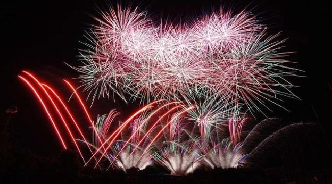 2014年8月2日 @静岡 すその夏まつり・富士山すその大花火大会